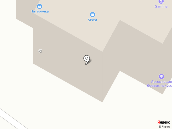 Автоюрист на карте Ноябрьска