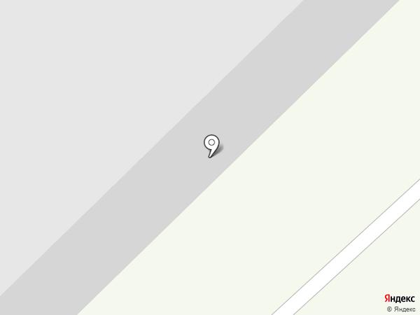 Тарпан на карте Ноябрьска