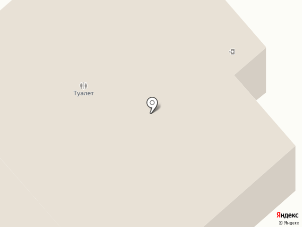 Автовокзал на карте Ноябрьска