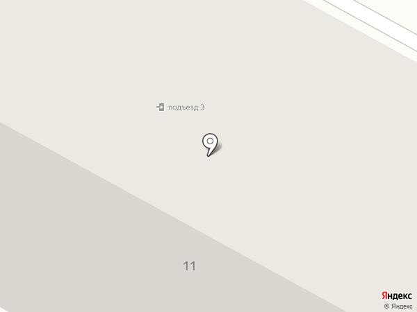Народная инициатива-Ямал, ТСЖ на карте Ноябрьска