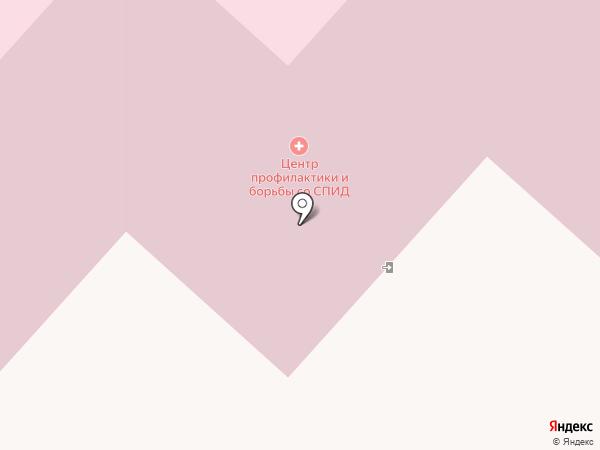 Ямало-Ненецкий окружной центр профилактики и борьбы со СПИДом на карте Ноябрьска