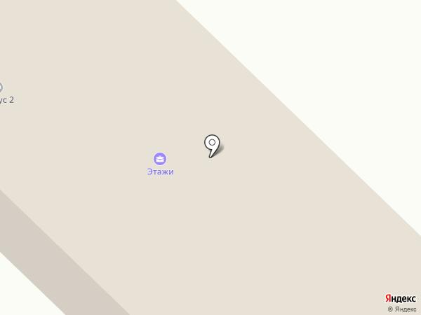 Статус 2 на карте Ноябрьска