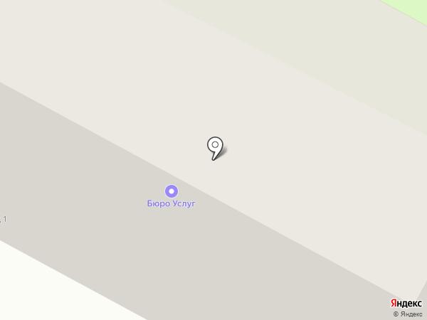 Ленина 54Б на карте Ноябрьска