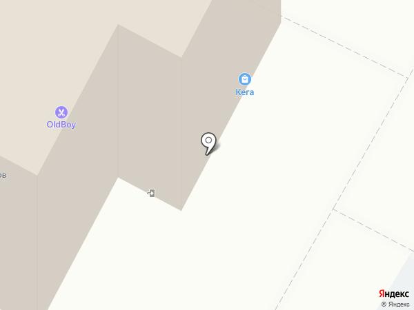 Кега на карте Ноябрьска