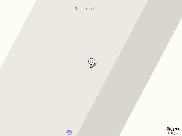 Ноябрьский дом информатики на карте Ноябрьска