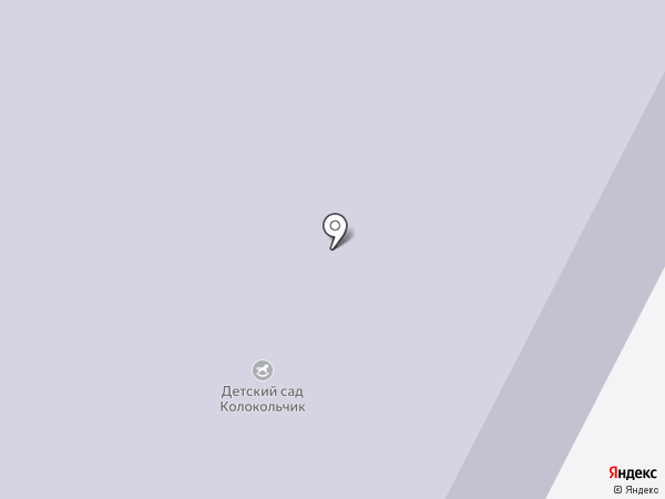Колокольчик на карте Ноябрьска