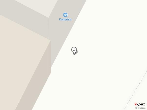 Копейка Ноябрьск на карте Ноябрьска