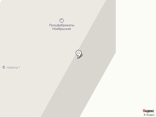 Камил на карте Ноябрьска