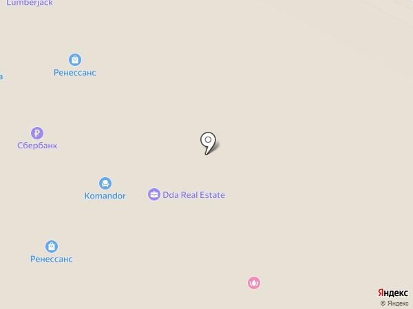 Lumberjack Barbershop на карте Ноябрьска