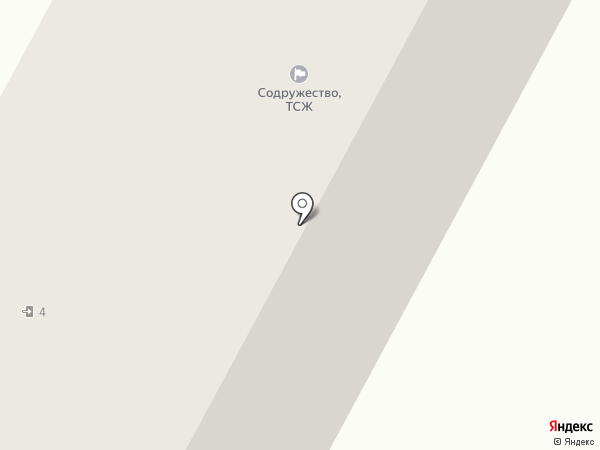 Содружество на карте Ноябрьска