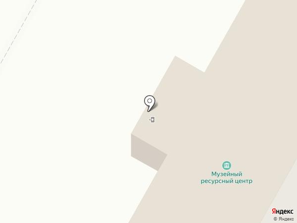 Музейный ресурсный центр, МБУК на карте Ноябрьска