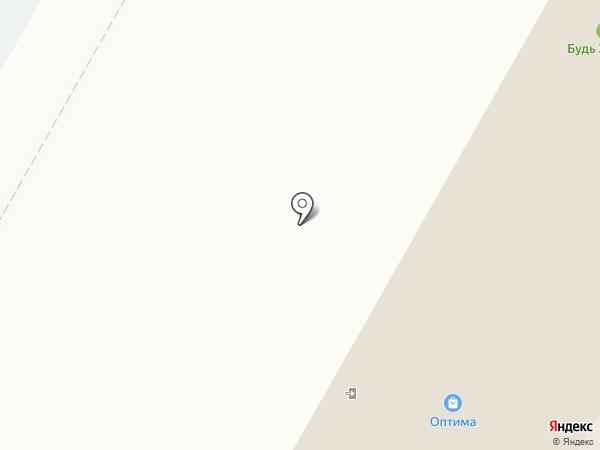 Ригла на карте Ноябрьска
