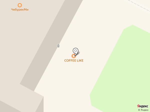 Ермолино на карте Ноябрьска