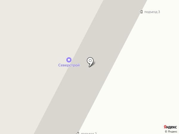 Долина на карте Ноябрьска
