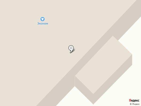 Эконом + на карте Ноябрьска