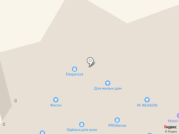 Цоколь на карте Ноябрьска