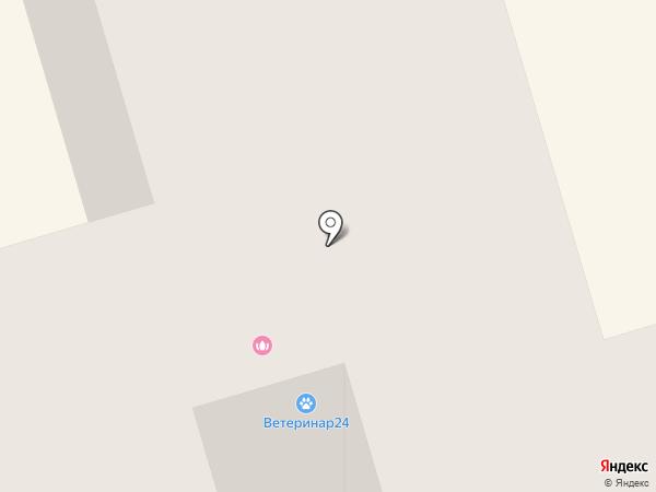 Гермес на карте Ноябрьска