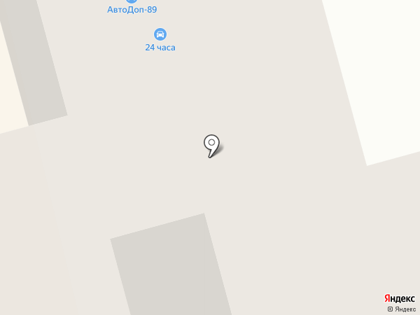 Энерго сервис24 на карте Ноябрьска