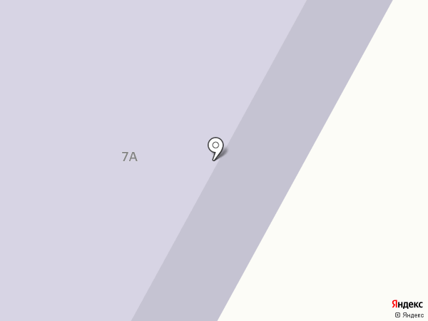 Машенька на карте Ноябрьска