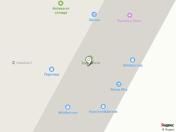 Единый Расчетный Информационный Центр на карте Ноябрьска