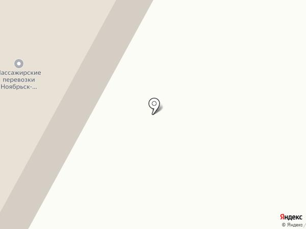 Центр приема платежей-юг на карте Ноябрьска
