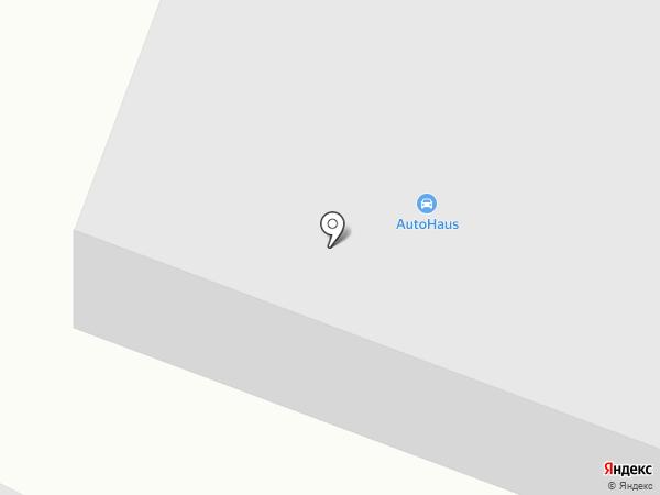 Протон на карте Ноябрьска
