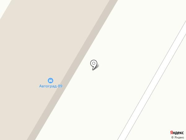 AUTO-GRAD на карте Ноябрьска