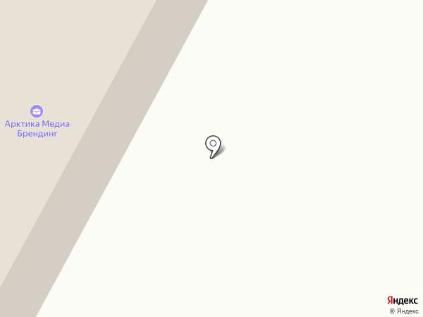 Газтехсервис на карте Ноябрьска