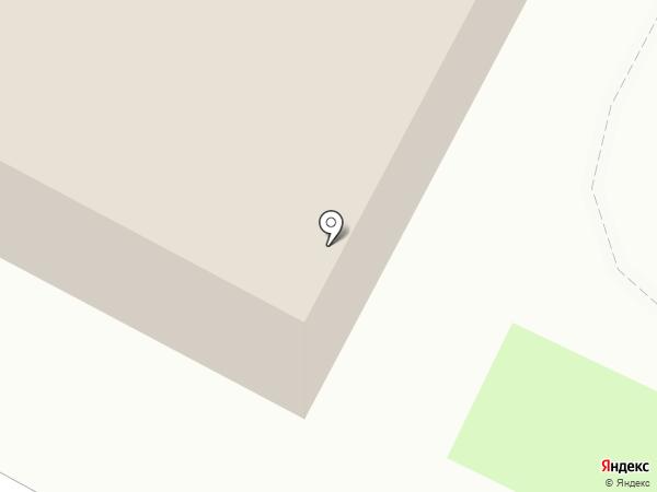 Машбюро на карте Ноябрьска