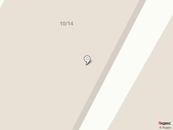 KAMAZ на карте Ноябрьска
