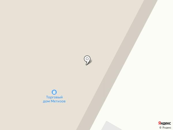 Метизы на карте Ноябрьска