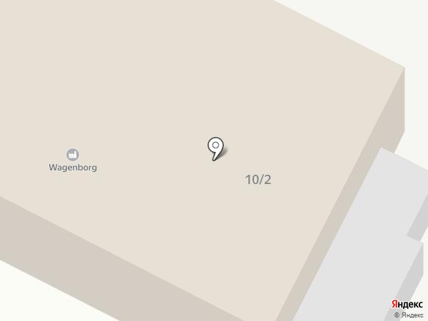 М2М-Ноябрьск на карте Ноябрьска