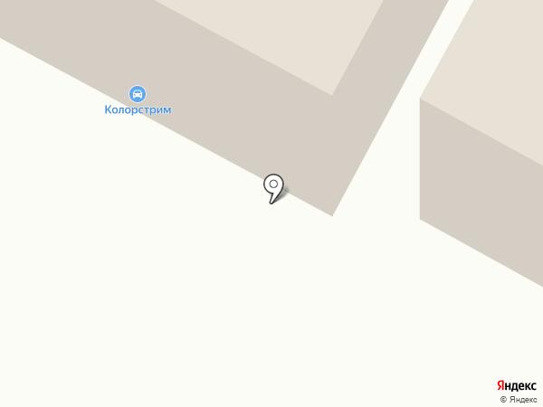 Ноябрьск Транс Сервис на карте Ноябрьска