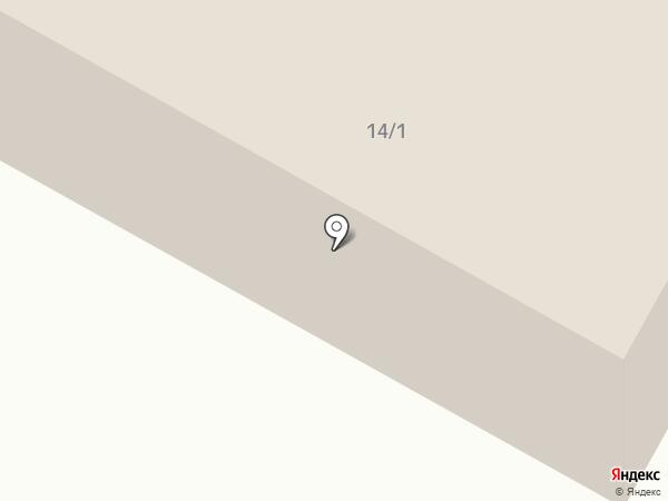НОРД-ТРЕЙД на карте Ноябрьска
