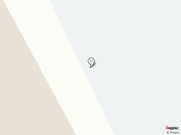 Пункт полиции на карте Ханымея