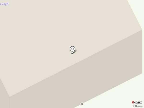 Красное & Белое на карте Ханымея