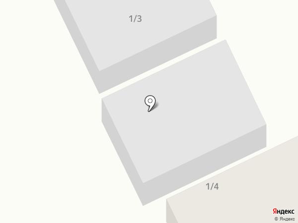 Магазин подарков на карте Ханымея