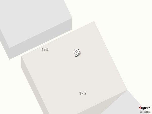 Олеся на карте Ханымея