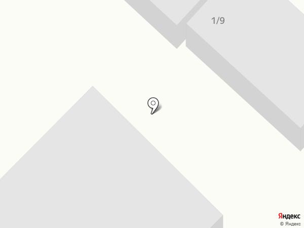 Магнит на карте Ханымея