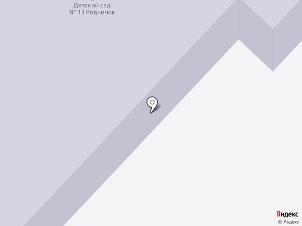 Олимп на карте Высокого