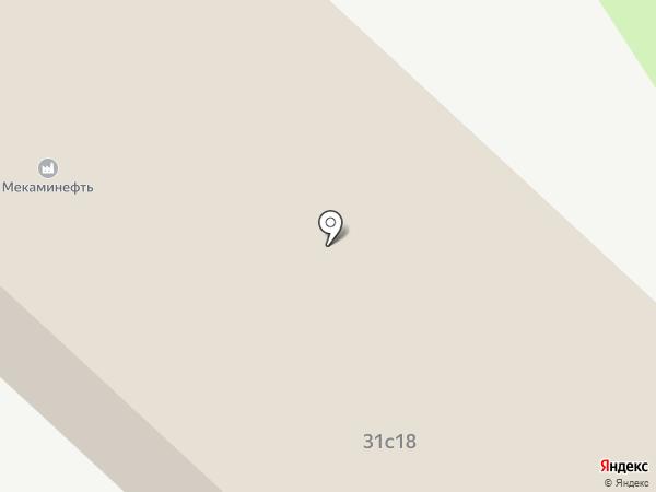 МеКаМинефть, ЗАО на карте Мегиона