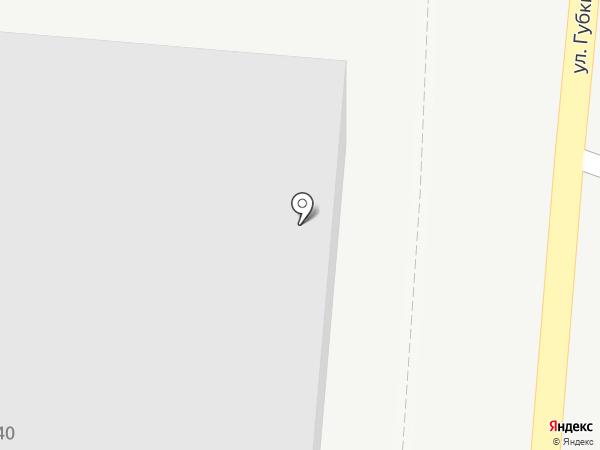 Контакт на карте Мегиона