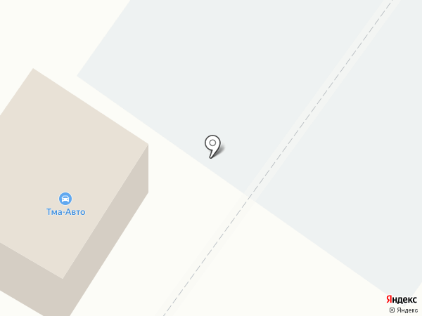 ТМА-Авто на карте Мегиона