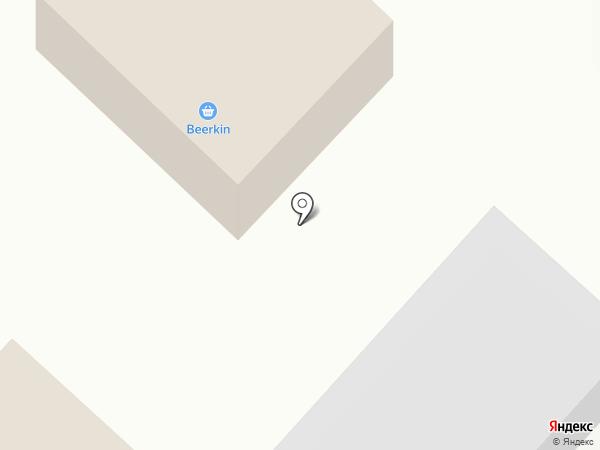ПивОил на карте Мегиона