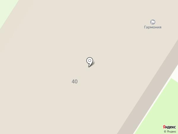 Гармония на карте Мегиона