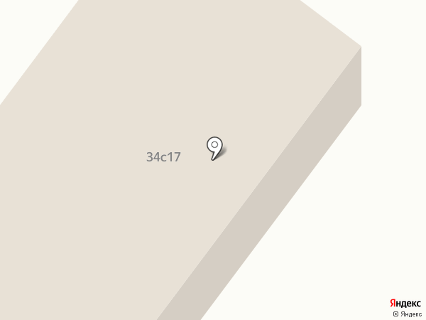 Столовая №2 на карте Мегиона