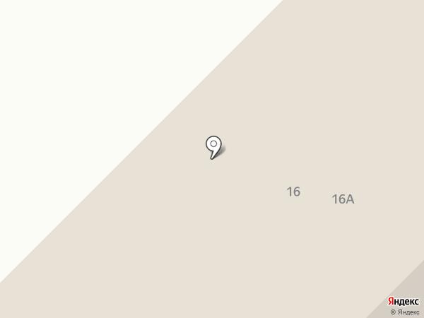 Пивной двор на карте Мегиона