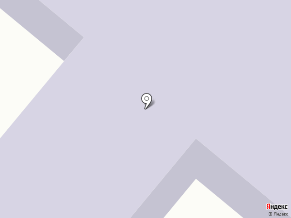 Детский сад №4, Морозко на карте Мегиона