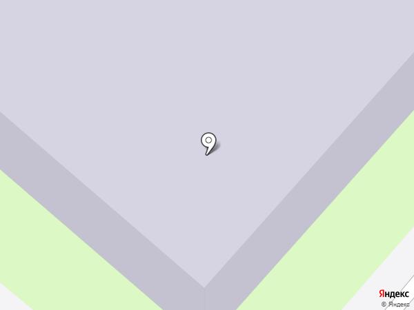 Средняя общеобразовательная школа №2 на карте Мегиона