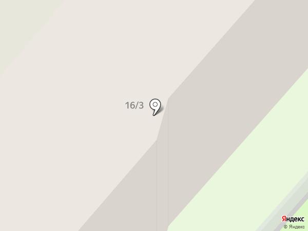 Орхидея Люкс на карте Мегиона